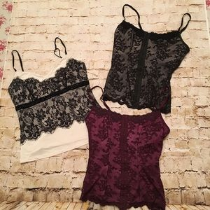 The Limited Camisole size XSmall (Set of 3)
